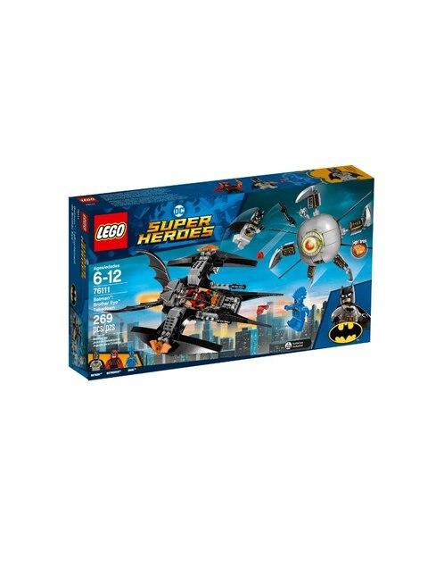 Set de Construcción Batman  Asalto Final contra Brother Eye Lego 819c87fa486ef