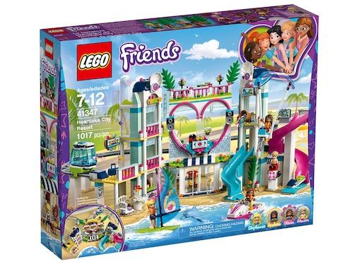 Set de Construcción Resort de Heartlake City Lego Friends