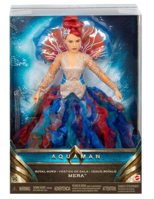 Muñeca Mera Vestido de Gala Mattel 3e27da1ae177d
