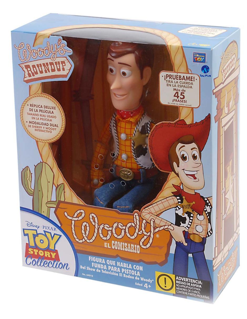 dc28de8f23bda COMPARTE ESTE ARTÍCULO POR EMAIL. Disney Pixar Toy Story Woody El Comisario