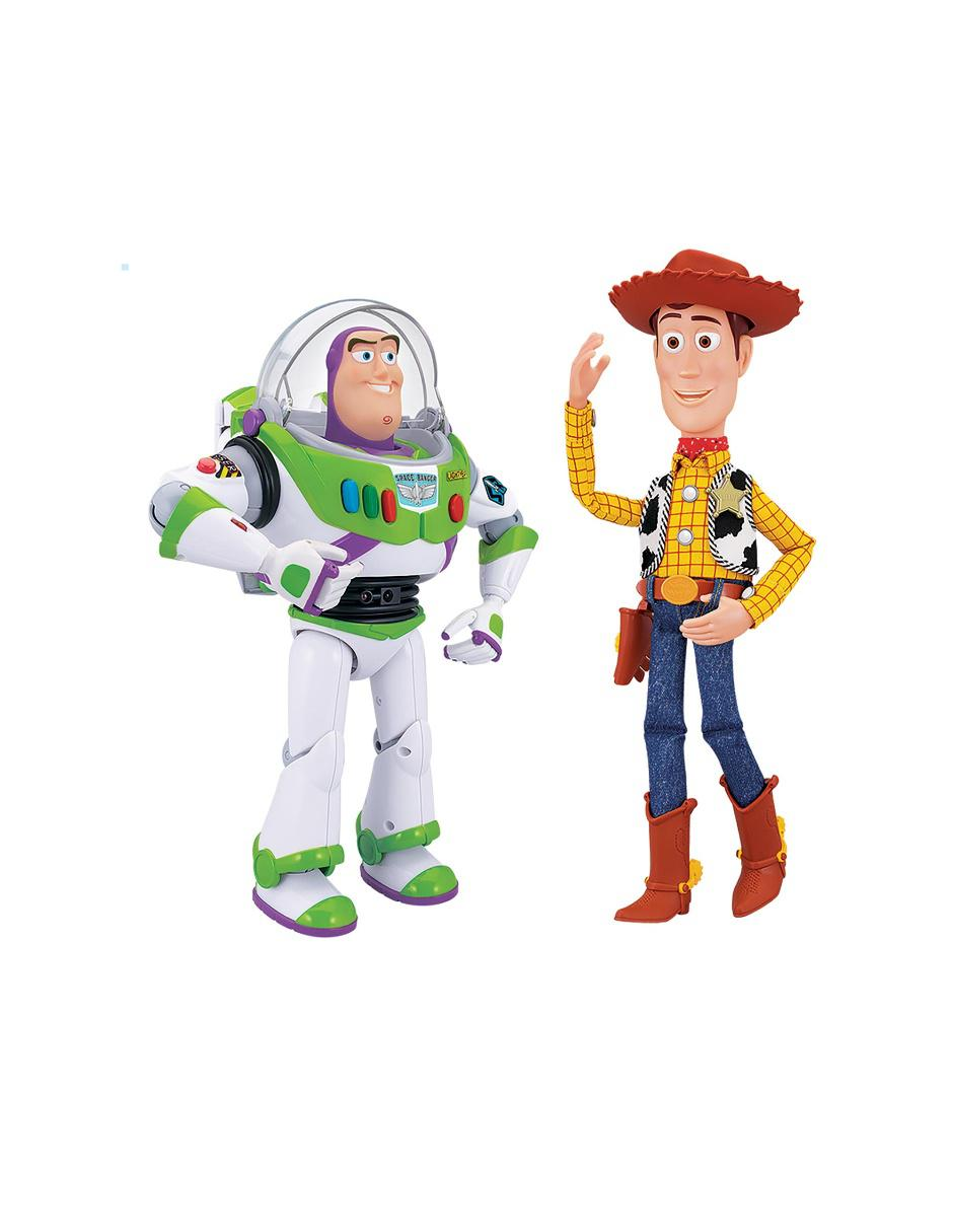 Toy Plus Toy Story Buzz y Woody d3fdf831bed