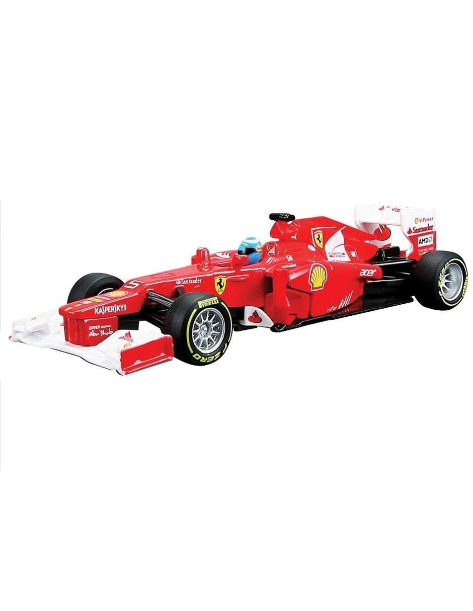 Alonso Fernando De Bburago 1 Colección 43 Ferrari Coche fgyvIb76Y