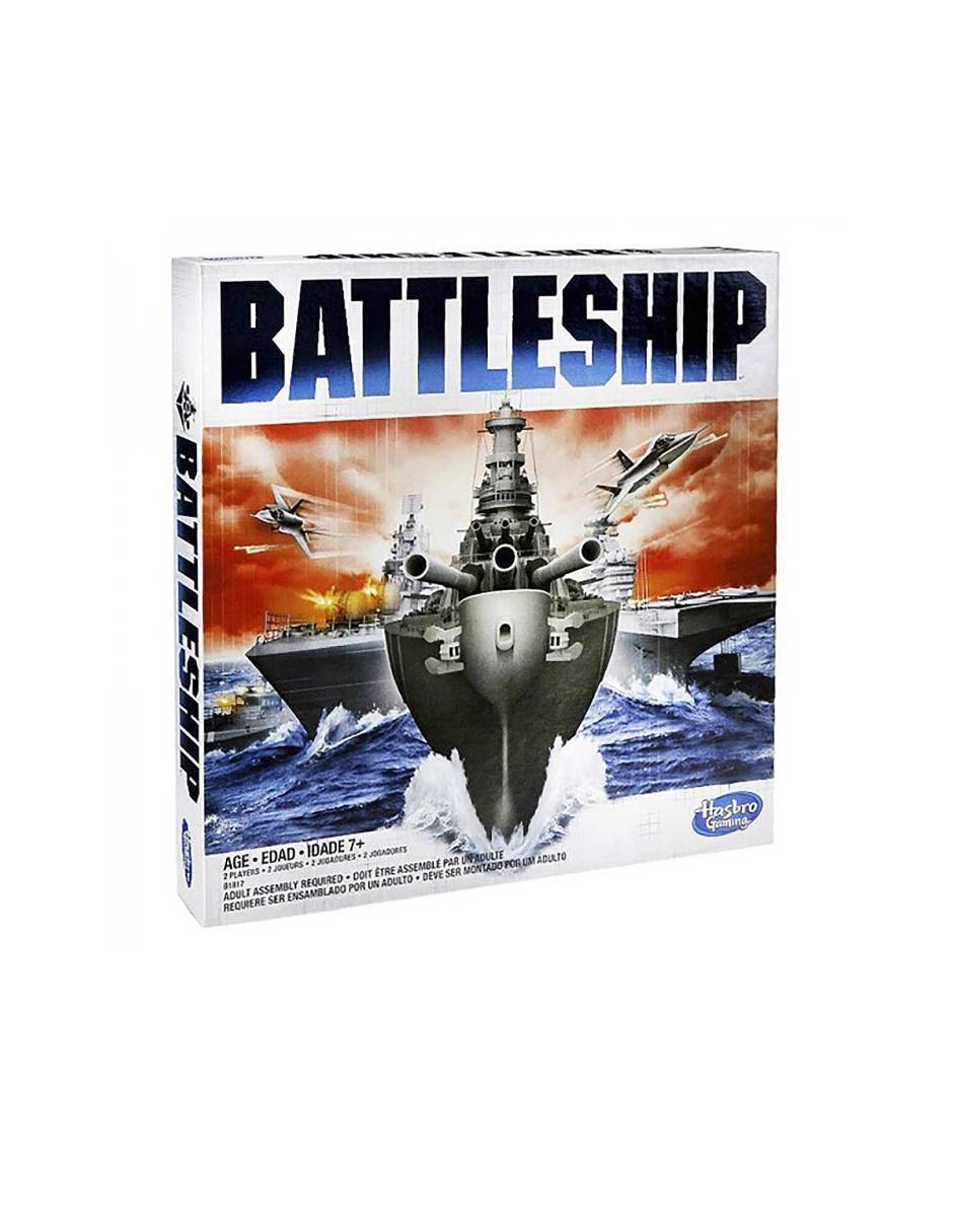 Hasbro Juego De Mesa Battleship