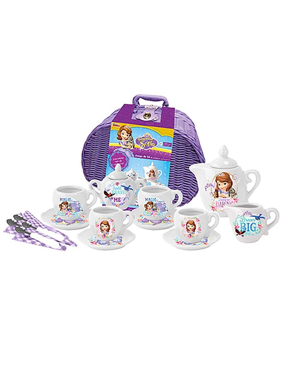Juego de Té Disney Princesa Sofía c1f8382a3d3