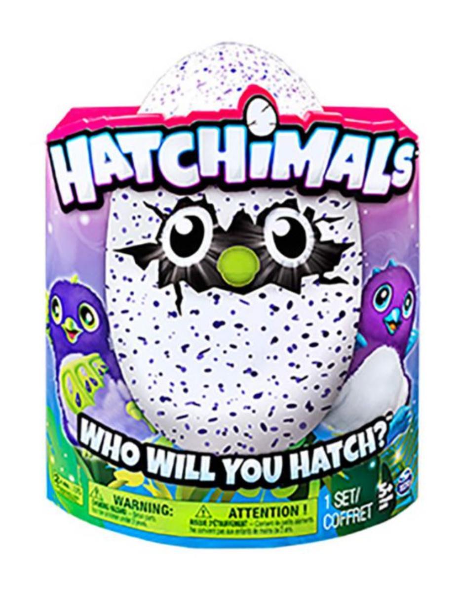Hatchimals Spin Draggles Master Púrpura jA45R3L