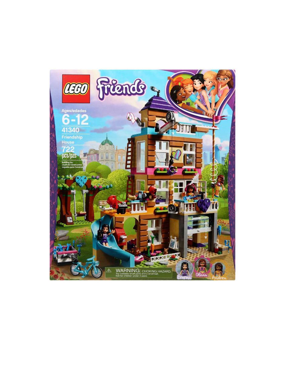 6c1fac8e460c Set de Construcción Casa de la Amistad Lego Precio Sugerido