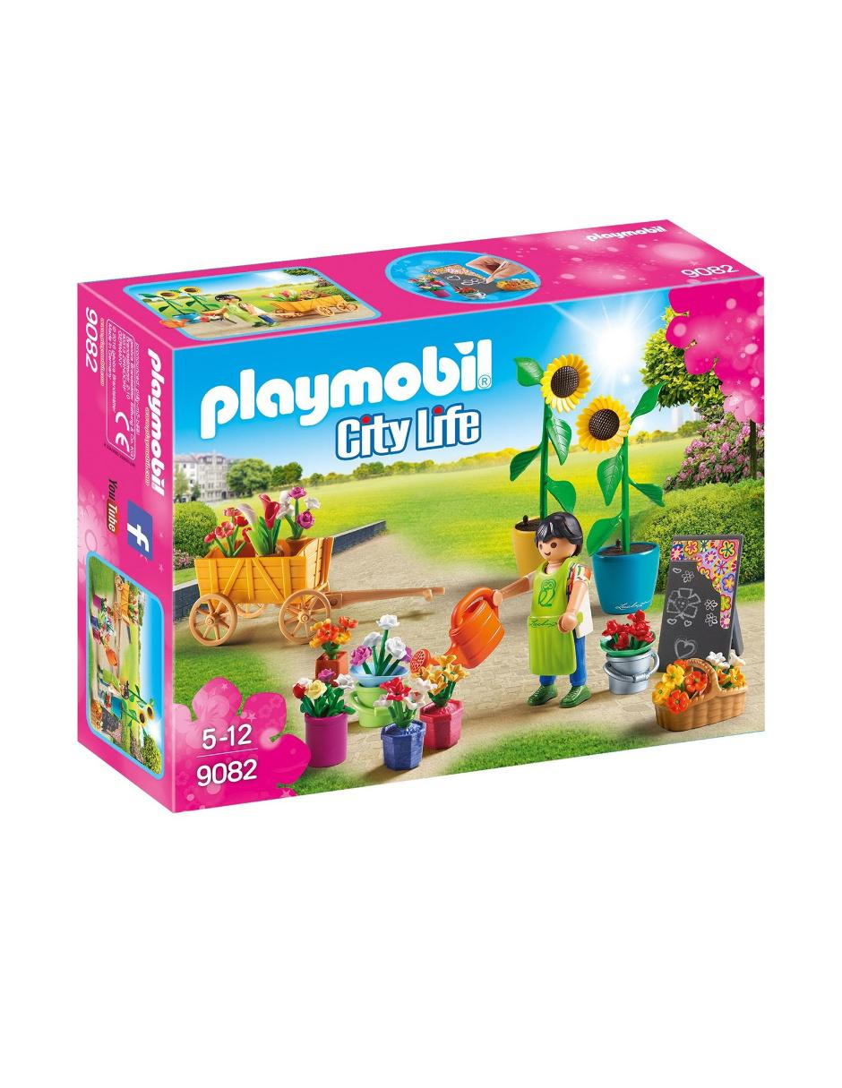 c5286d9cd Set Florista Playmobil