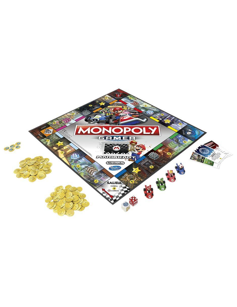 Monopoly Hasbro Mario Kart