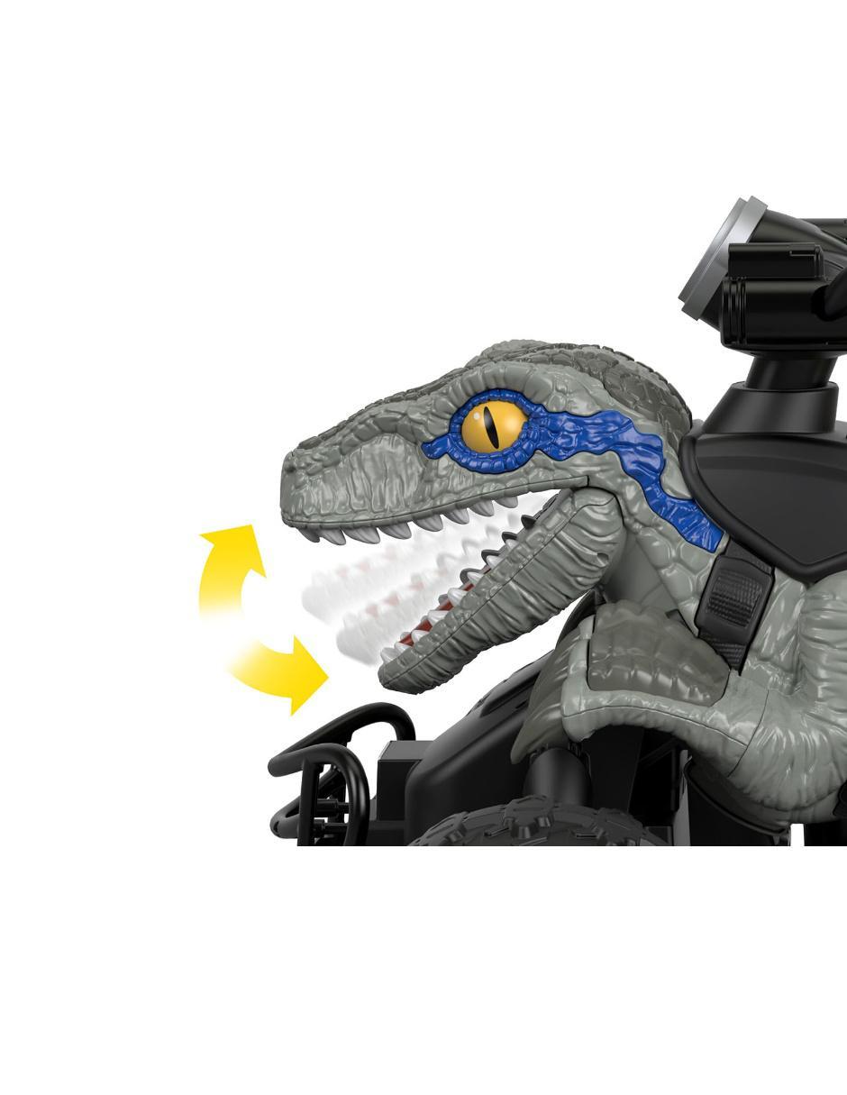 Montable Dino Racer Power Wheels Jurassic World En Liverpool