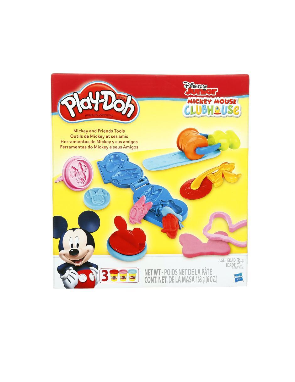 b637cd1d1 Set Herramientas de Mickey y sus Amigos Play-Doh Disney Junior