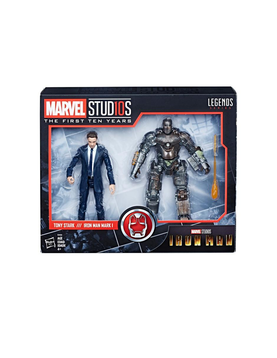Figuras Set Series Tony Hasbro Stark Iron De Mark Legends Y Man I 1TFKclJ