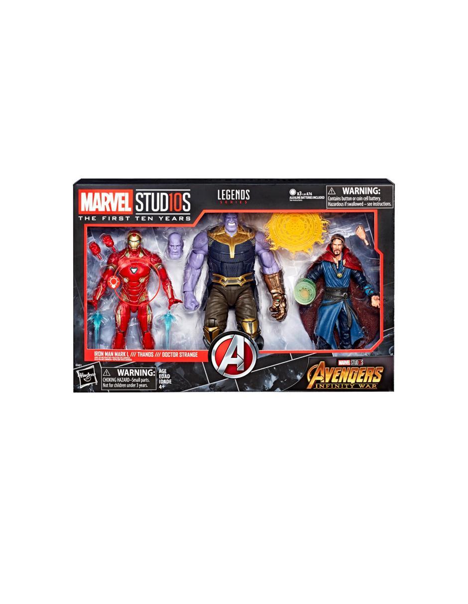 Set De Figuras Hasbro Avengers Infinity War