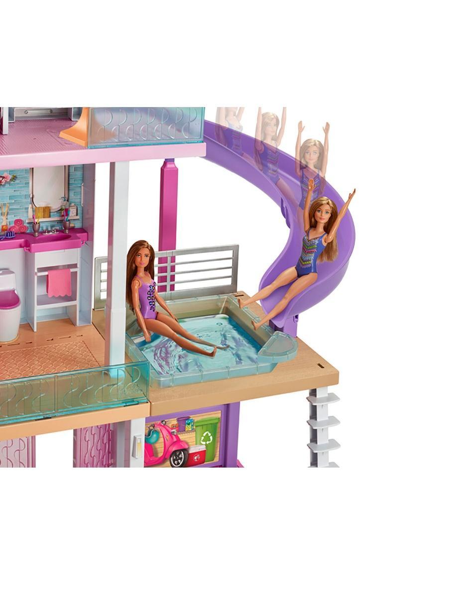 Set de Casa de los Sueños Barbie 706ee354db4f5
