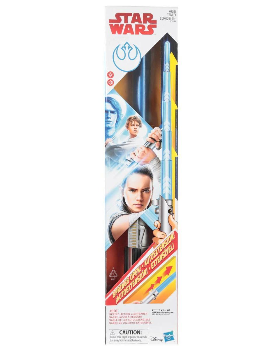 Sable de Luz Autoextensible Jedi Hasbro Star Wars