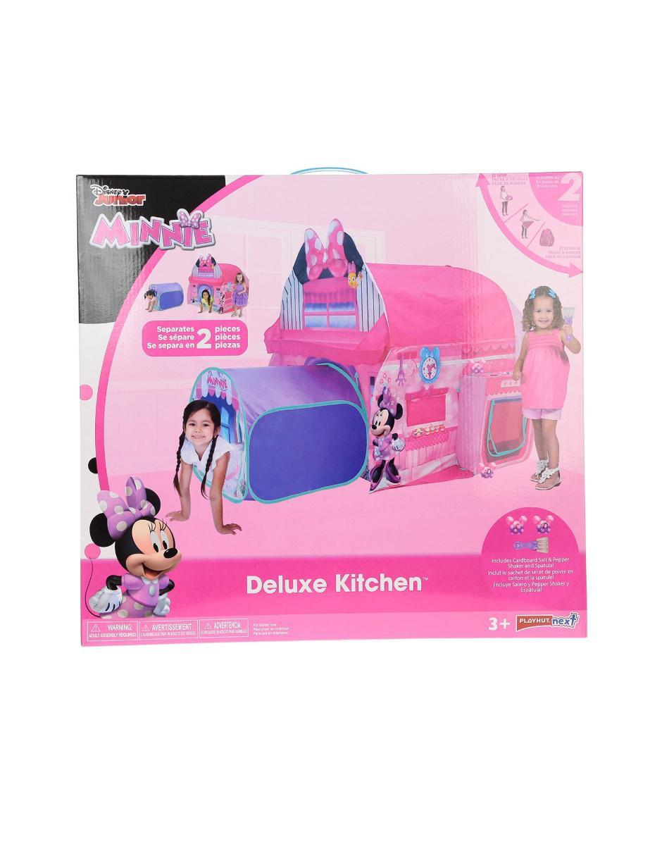 Casita Cocina De Lujo Kiddieland Minnie Mouse