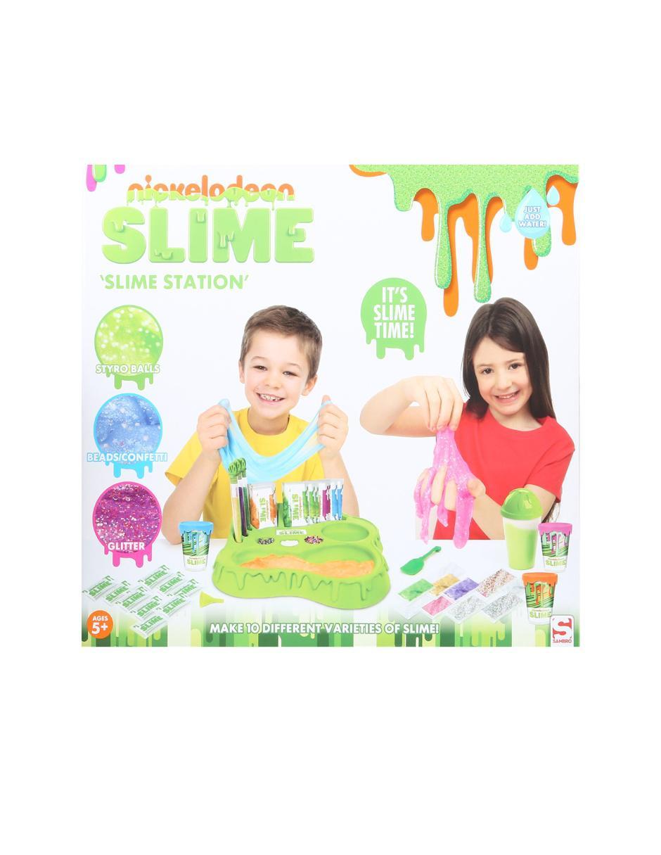 Slime Slime Estación Kiddieland Kiddieland Set Slime Estación Set Estación Set fg6yvYb7
