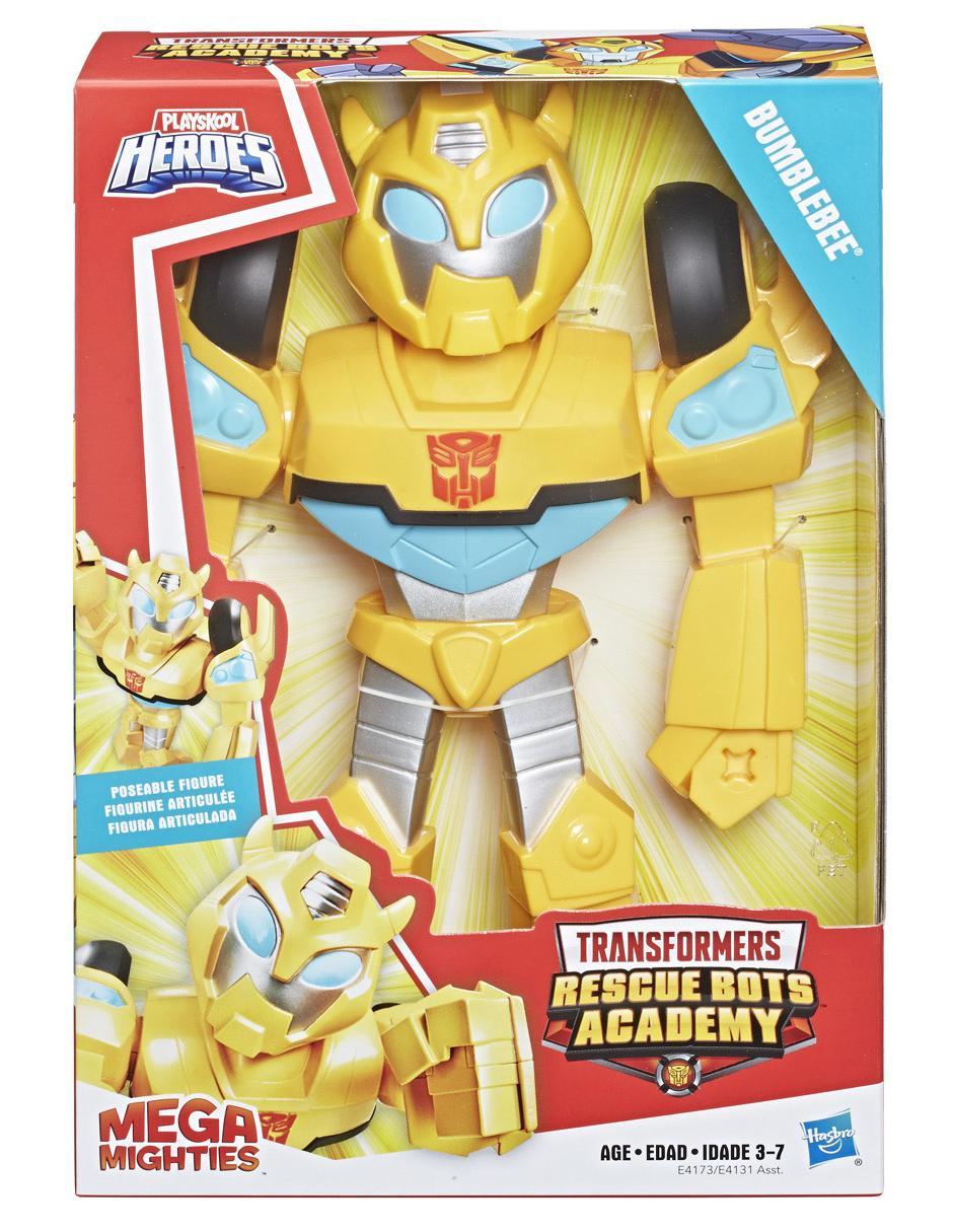 Acción Playskool Bumblebee Transformers De Figura lF5u1KTJc3