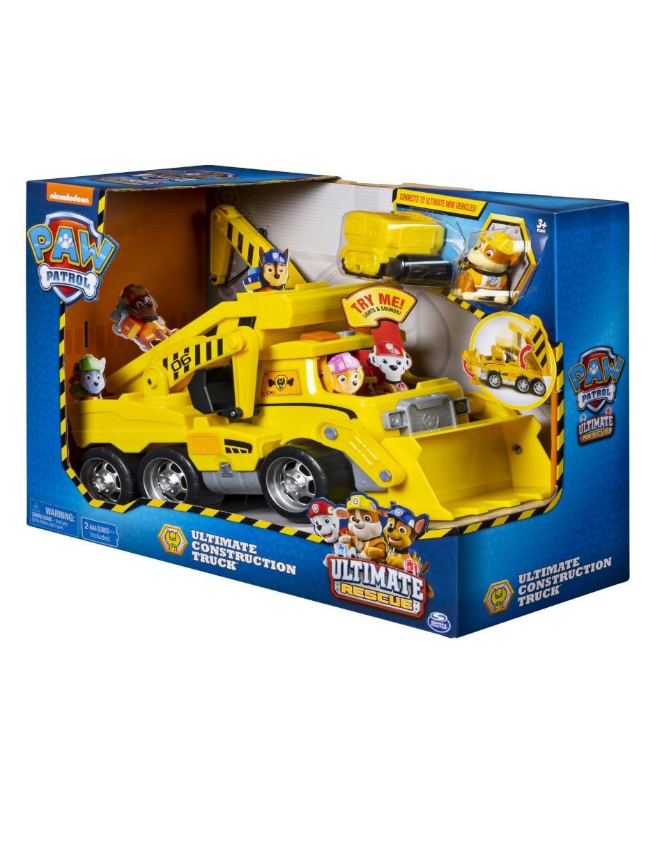 De Paw Spin Patrol Camión Master Construcción XnNO8kP0w