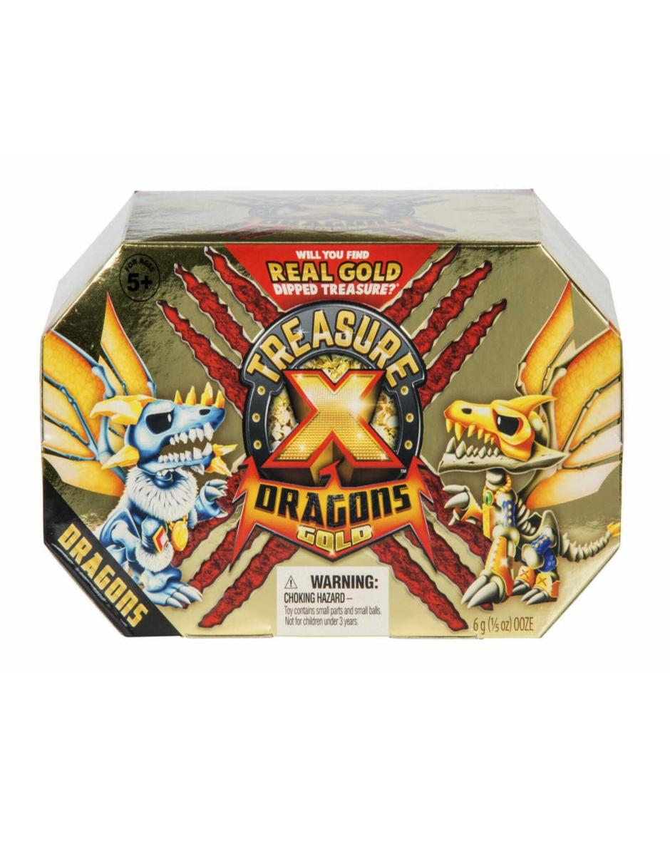 Figura Famosa Dragons Gold Sorpresa Treasure X sthrdCxQ
