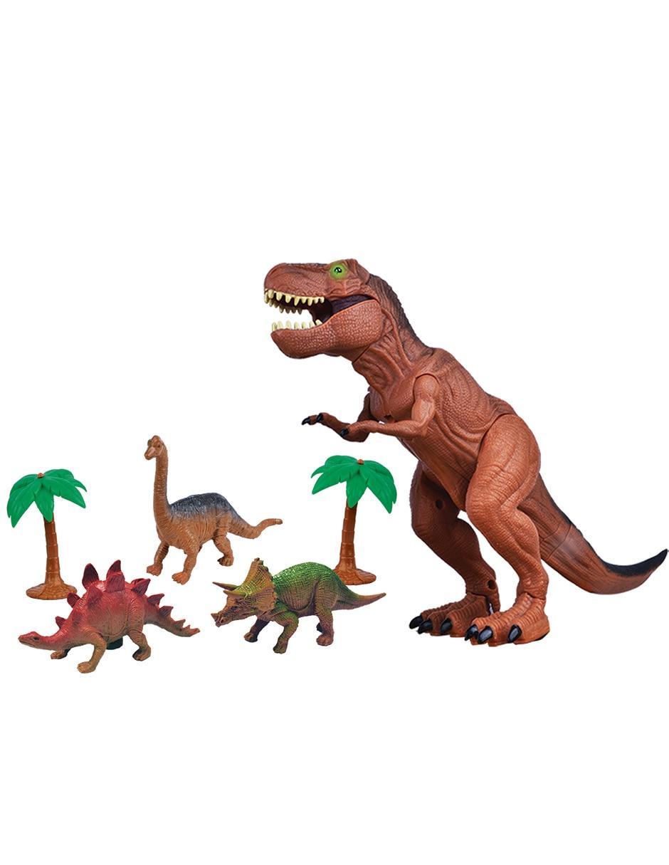 Set De Dinosaurios Y T Rex Toy Town En Liverpool Los dinosaurios fueron bestias o animales gigantes que conquistaron el mundo. set de dinosaurios y t rex toy town