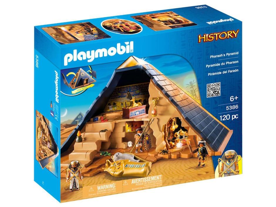 Set Pirámide Del Playmobil Faraón odWxBeQCr