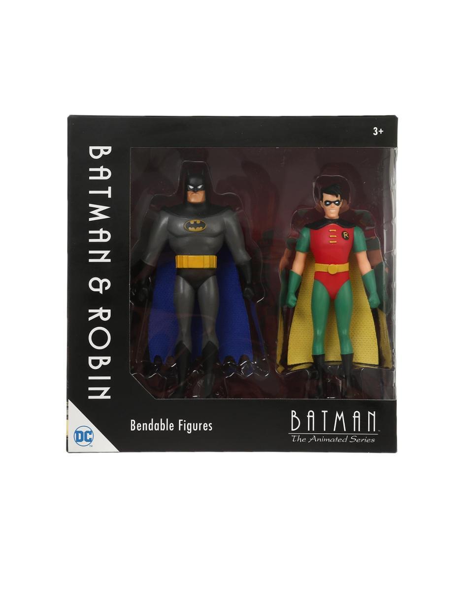 Y Figuras Robin Comics Dc Set De Batman jc5AL34Rq